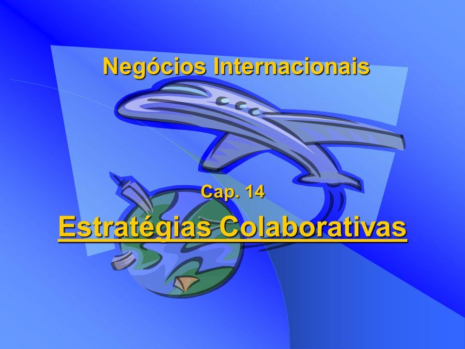 Negócios Internacionais Cap. 14 Estratégias Colaborativas