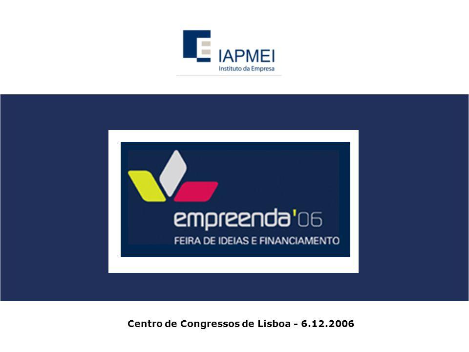 Centro de Congressos de Lisboa - 6.12.2006