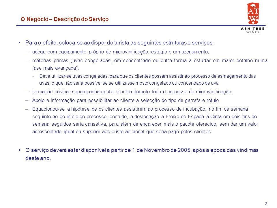 28 4 Marketing VinhoMeu 4.1Clientes-Alvo 4.2Posicionamento 4.3Marketing-Mix