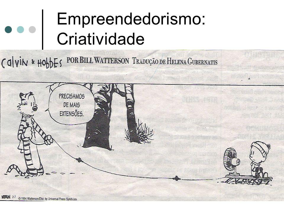 10-03-2005IAPMEI Empreendedorismo: Criatividade