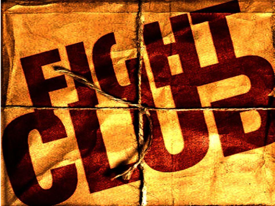 Fight Club - Sinopse Abruptamente somos introduzidos a um narrador (cujo nome desconhecemos) que nos fala da sua vida.
