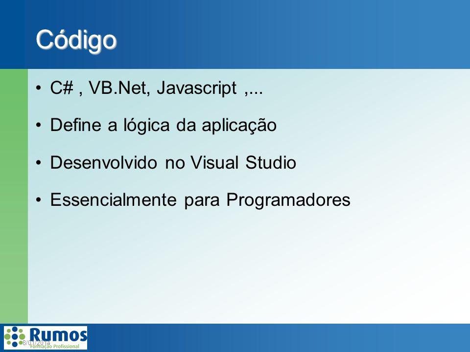 C#, VB.Net, Javascript,...