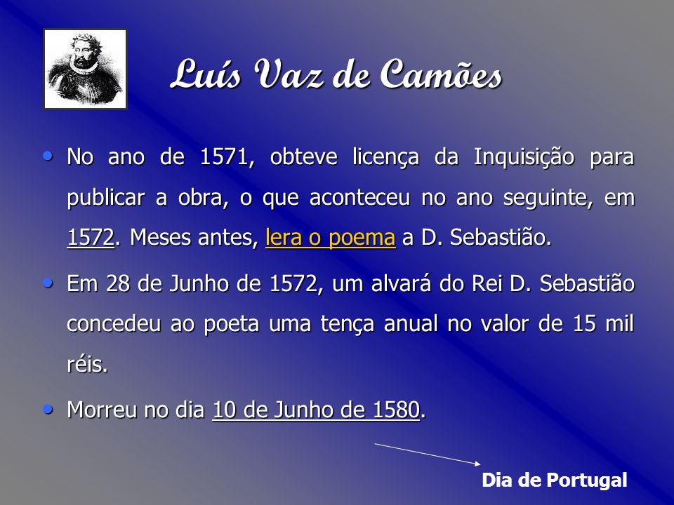 Túmulo de Luís de Camões.