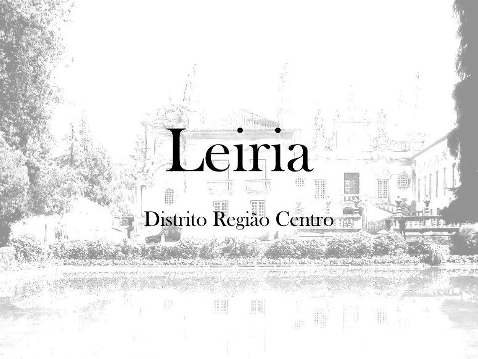 Leiria Distrito Região Centro