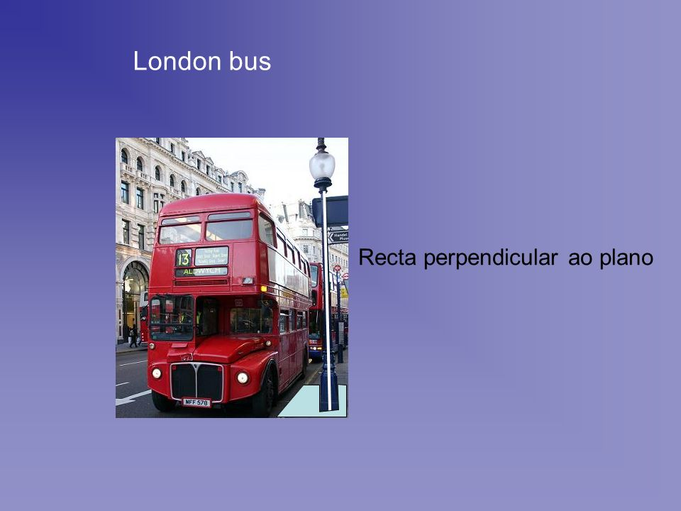 Rectas oblíquas London Eye