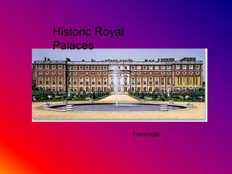 Buckingham Palace Simetria