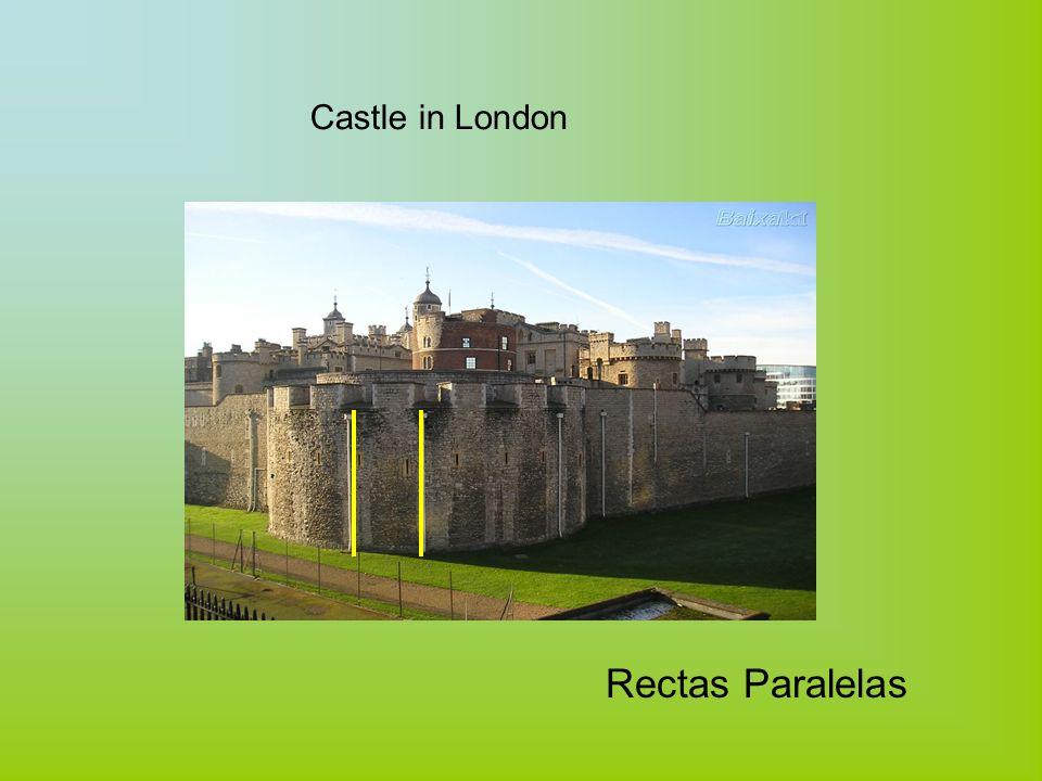 Castle in London Rectas Paralelas