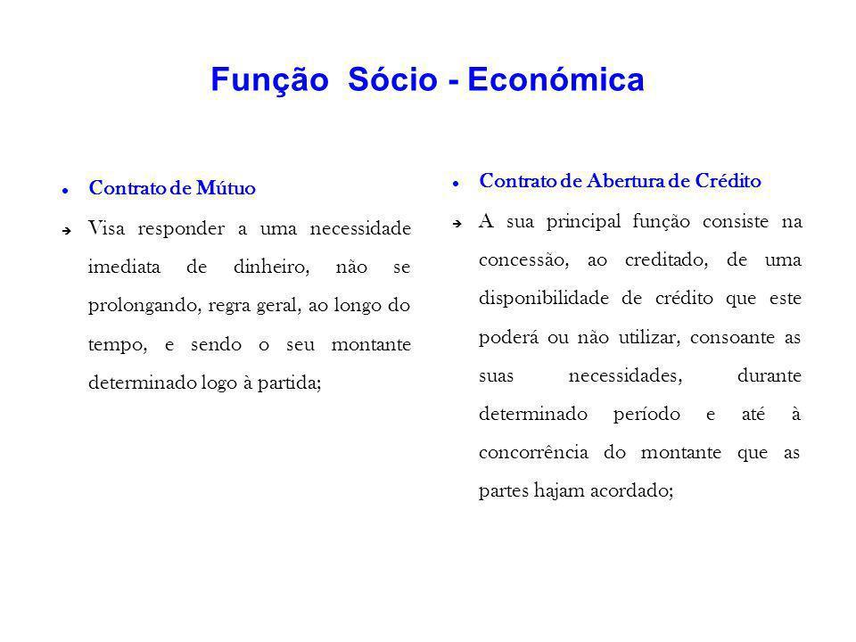 Segundo Menezes Cordeiro - Perante uma oportunidade de negócio imediata, o cliente terá todo o interesse em saber, de antemão, que dispõe de crédito bancário, e em que condições.