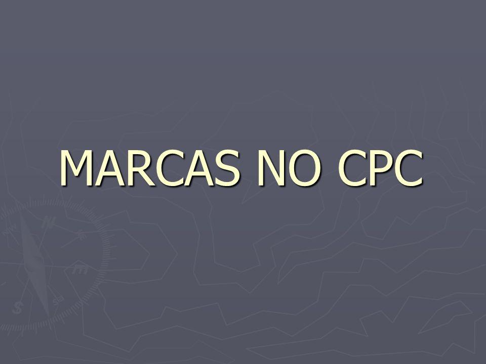 MARCAS NO CPC
