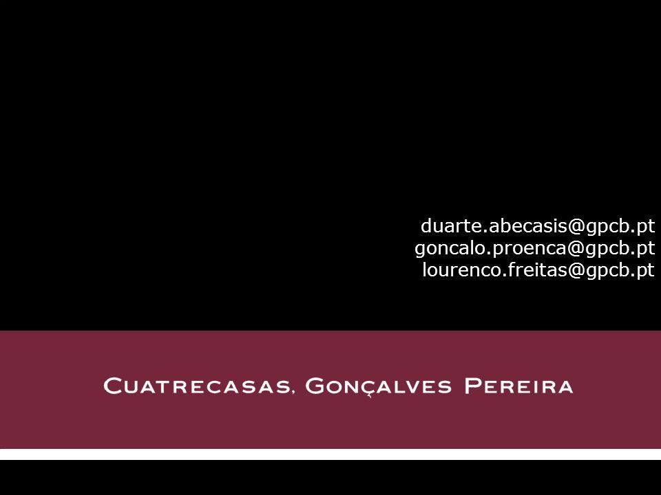 duarte.abecasis@gpcb.pt goncalo.proenca@gpcb.pt lourenco.freitas@gpcb.pt