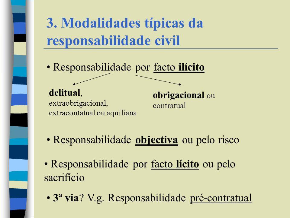 a.Responsabilidade por facto ilícito 4.