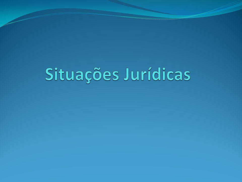Situações jurídicas activas Direitos subjectivos Direitos comuns; Direitos potestativos.