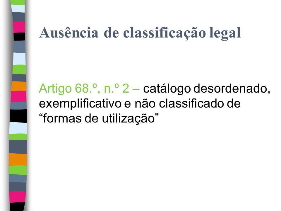 Teoria do fim da cessão ou cessão funcional dos direitos Negócios atributivos de direitos - em caso de dúvida, considera-se que o autor não desejou di