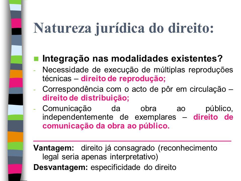Colocação à disposição do público Origem: Modo de utilização distinto em relação às redes analógicas: possibilidade de utilização no momento e a parti
