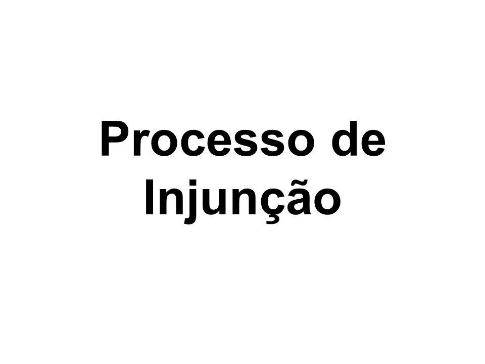 Processo de Injunção