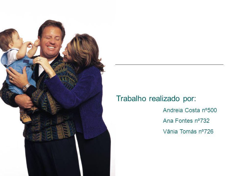 Trabalho realizado por: Andreia Costa nº500 Ana Fontes nº732 Vânia Tomás nº726
