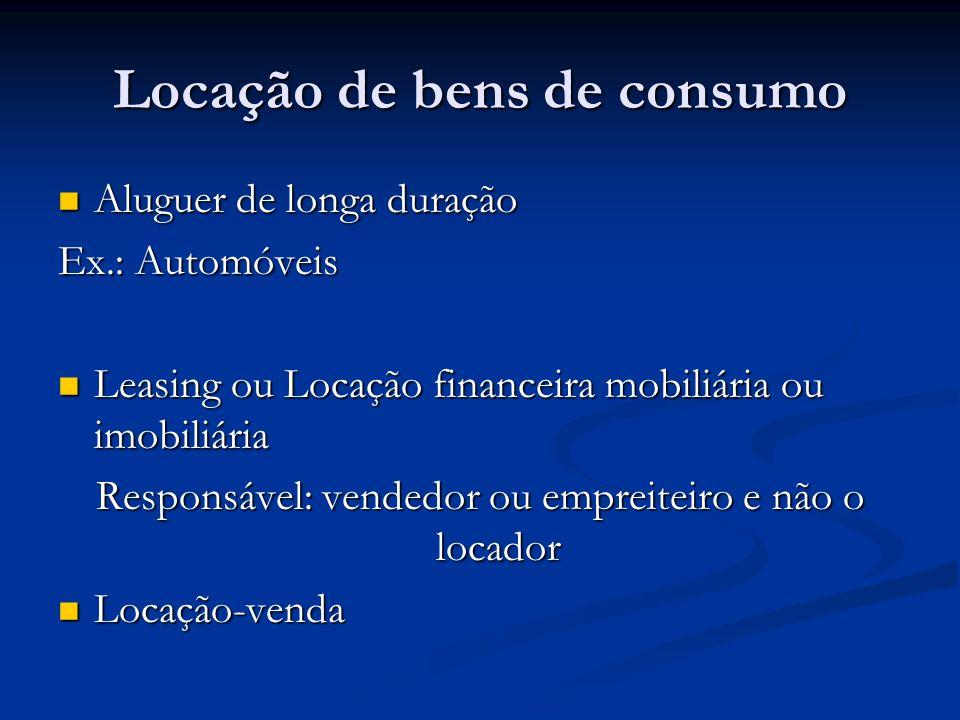 Assim, A, profissional, vende um automóvel a B, consumidor, que só por conveniência pessoal o não recebe no momento da conclusão da venda.