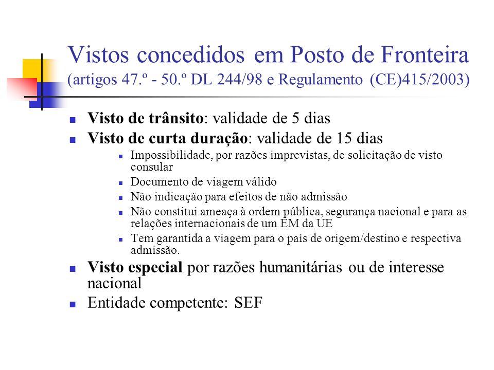 Auxílio à imigração ilegal Qualquer pessoa que favoreça ou facilite ou tente favorecer a entrada ou trânsito ilegais de estrangeiro (por ex.