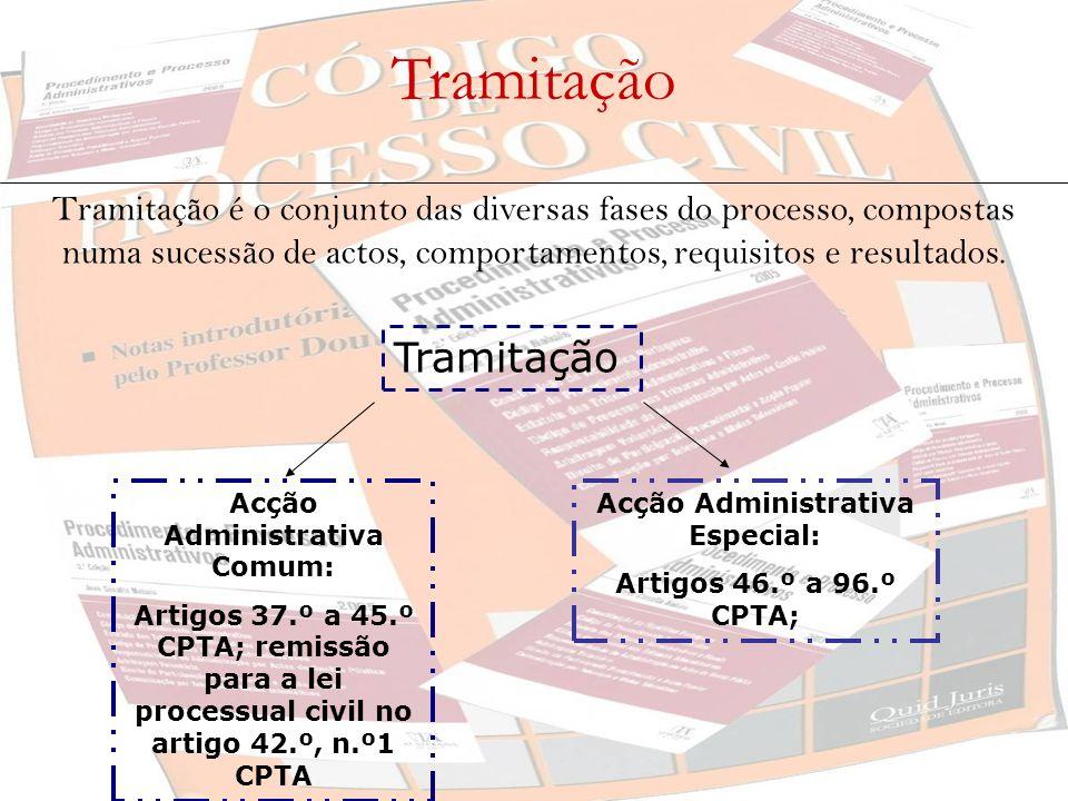 Tramitação Tramitação é o conjunto das diversas fases do processo, compostas numa sucessão de actos, comportamentos, requisitos e resultados. Tramitaç