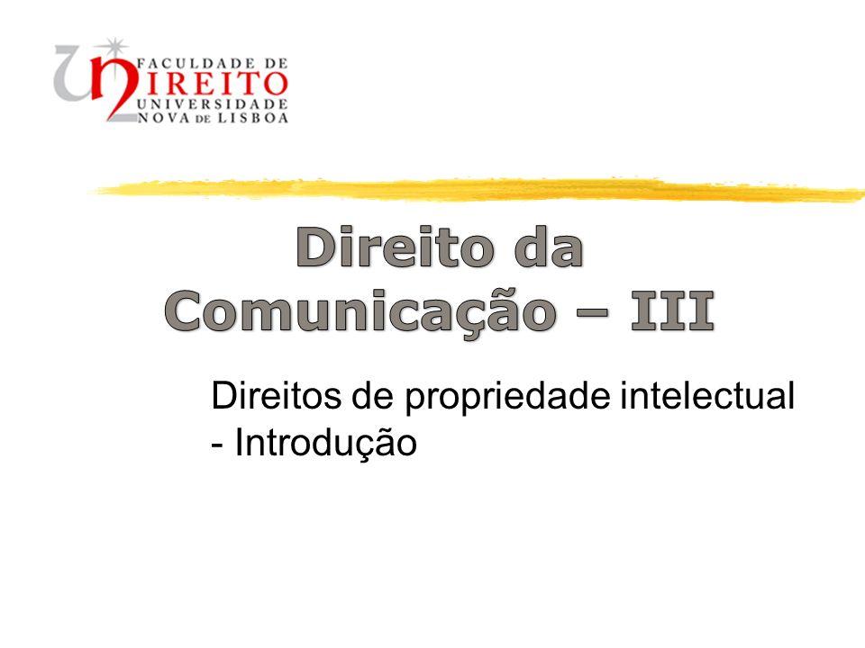 A propriedade literária e artística em Portugal (séc.