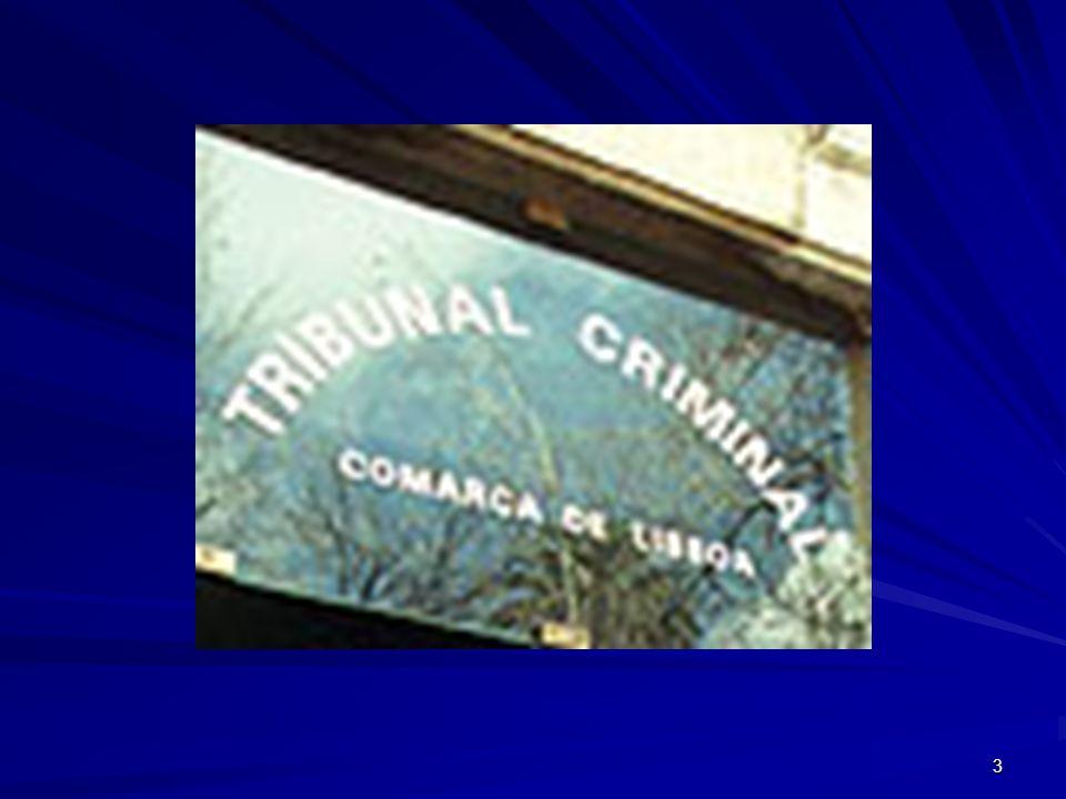 4 Tribunal da Boa Hora O Tribunal da Boa Hora condenou Luís C.