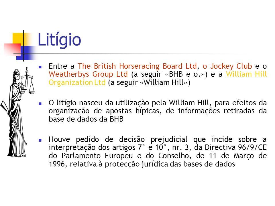 The British Horseracing Board Ltd.