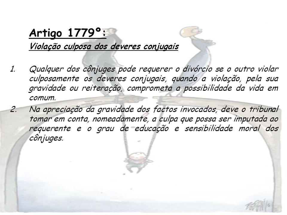 37 Artigo 1792.º Reparação de danos 1 O cônjuge lesado tem o direito de pedir a reparação dos danos causados pelo outro cônjuge, nos termos gerais da responsabilidade civil e nos tribunais comuns.