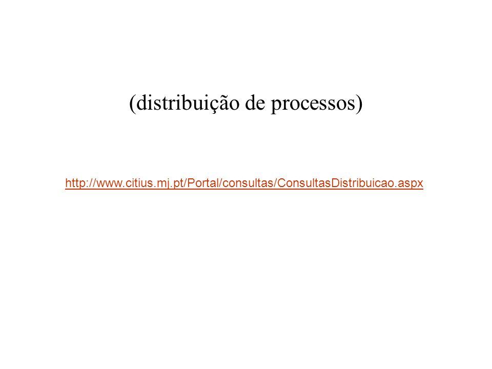(elaborar um despacho) http://www.citius.mj.pt/Portal/article.aspx?Art icleId=105