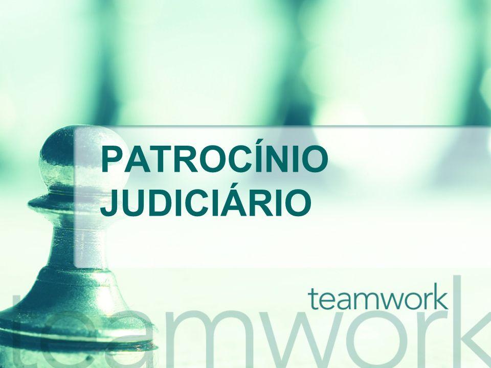 PATROCÍNIO JUDICIÁRIO