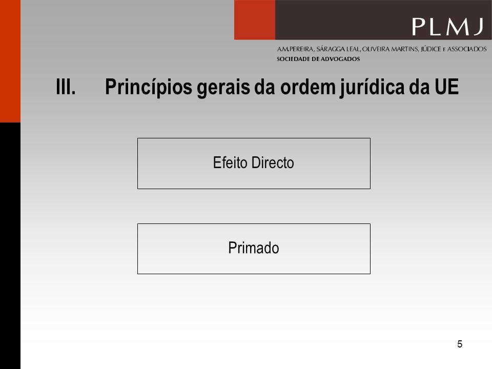 6 IV.A Missão do Tribunal de Justiça da UE – artigo 19.º, n.º 1 A.