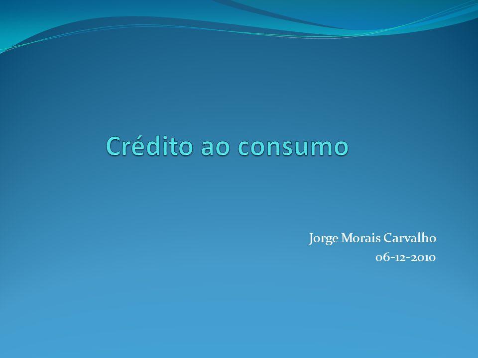 Regime legal Directiva 2008/48/CE, do Parlamento Europeu e do Conselho, de 23 de Abril, relativa a contratos de crédito aos consumidores.