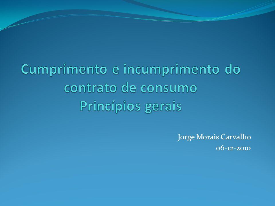 Jorge Morais Carvalho 06-12-2010