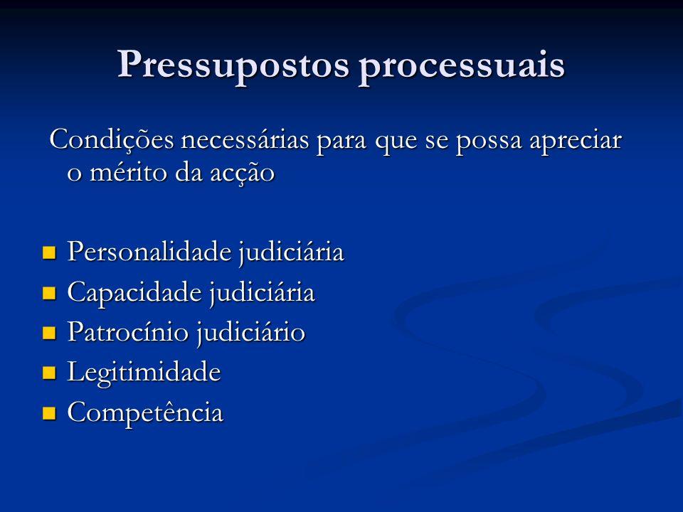 Capacidade judiciária