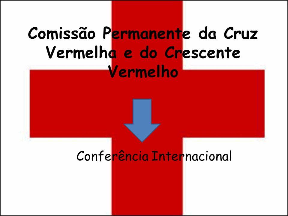 Comissão Permanente da Cruz Vermelha e do Crescente Vermelho Conferência Internacional