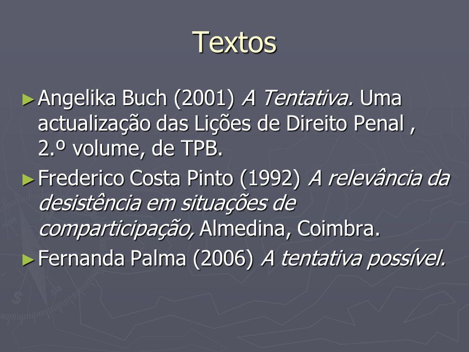 Textos Angelika Buch (2001) A Tentativa.