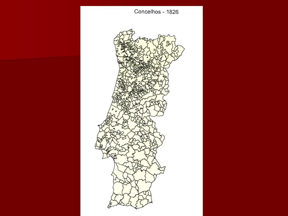CONCELHOS EM 1842