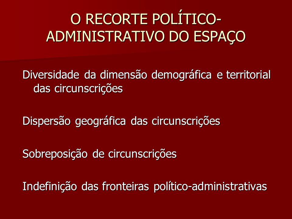 Reformas territoriais no século XVIII (legislação) Leis pombalinas para a reforma do Algarve (1773-74) A lei de 19 de Julho de 1790 (Lei da reformas das Comarcas).