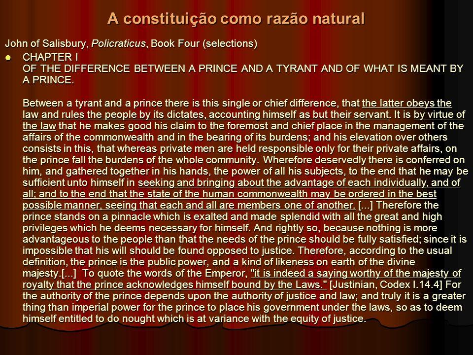 A constituição como vontade A constituição como vontade.
