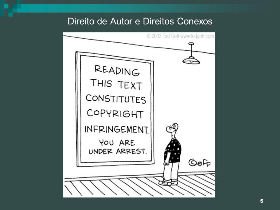 5 Direito de Autor e Direitos Conexos