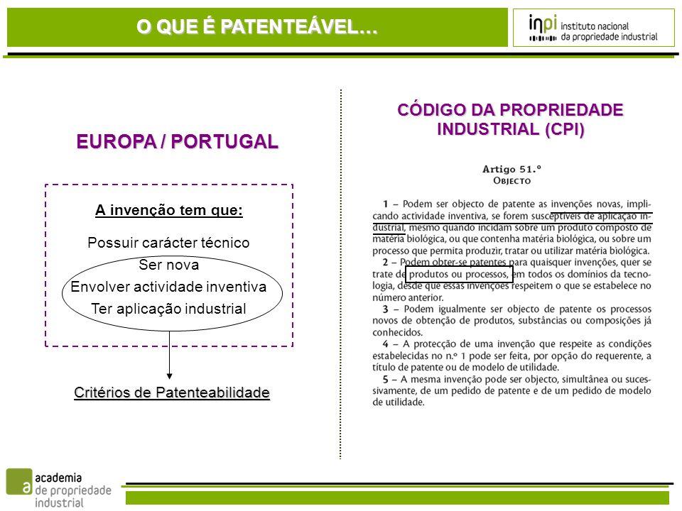 Protecção em: Alemanha Reino Unido França Itália Espanha Suíça 5000: Taxas EPO 10000: AOPIs 3000: Traduções Patente Portuguesa (com as 20 Anuidades) Patente Europeia (sem anuidades) Anuidades (EPO): 3 – 420 4 – 525 5 – 735 6 – 945 7 – 1050 8 – 1155 9 – 1260 10 a 20 - 1420 Patente Portuguesa (sem Anuidades ~100-300) Custos gerais – Pedido Nacional PT VIA EUROPEIA