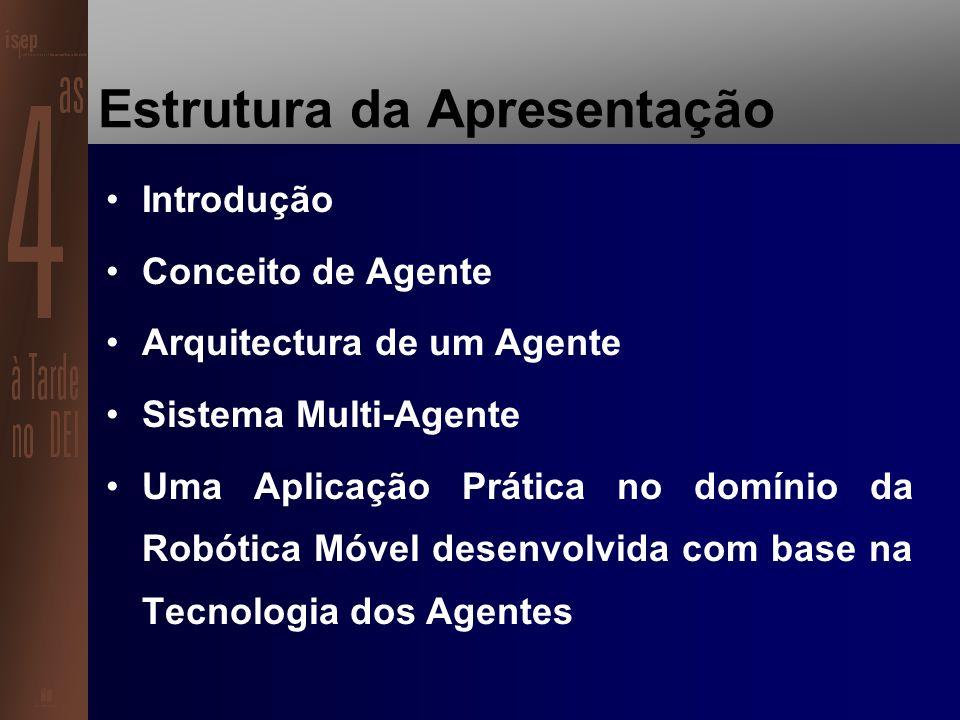 Introdução à Tecnologia dos Agentes