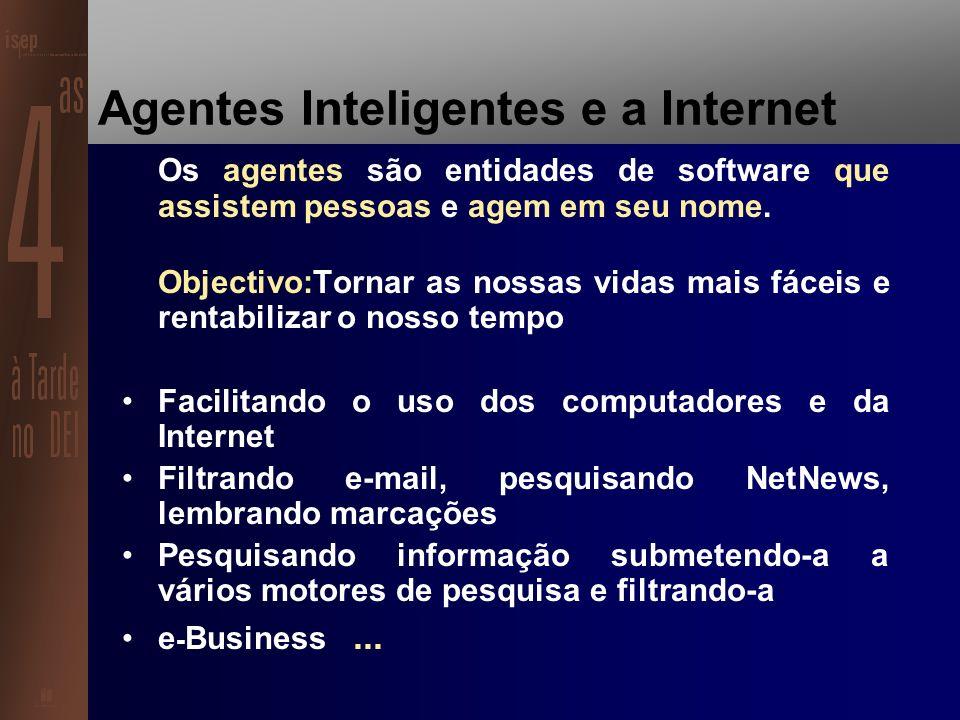 Introdução A Robótica A Internet em geral e a Web em particular são os mais recentes e relevantes desenvolvimentos no mundo da transferência da informação e provavelmente da própria computação.