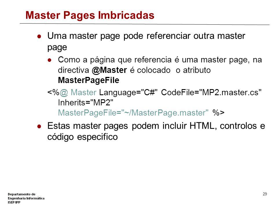 28 Exemplo – Visualizar a página no Browser