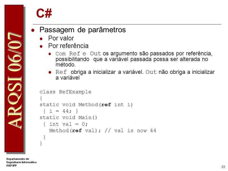 32 C# vs Java reference types myClass a = new myClass(); myClass b = a;