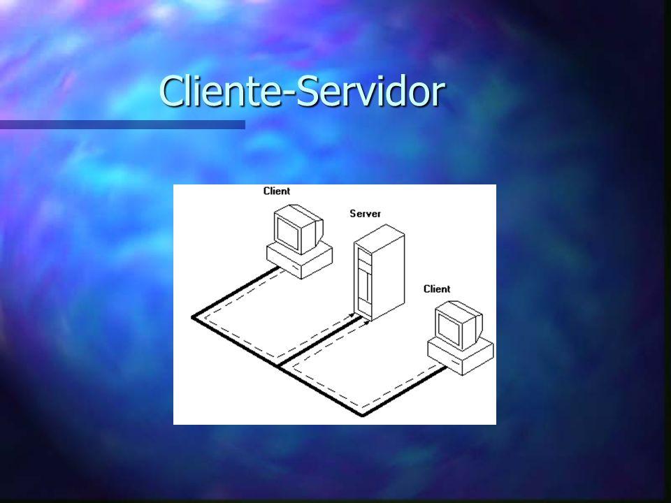 Cliente-Servidor