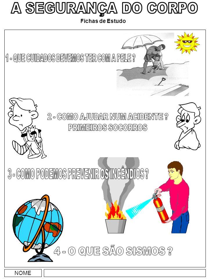 QUE CUIDADOS DEVEMOS TER COM A PELE .Reconhecer a importância do sol e os seus perigos.