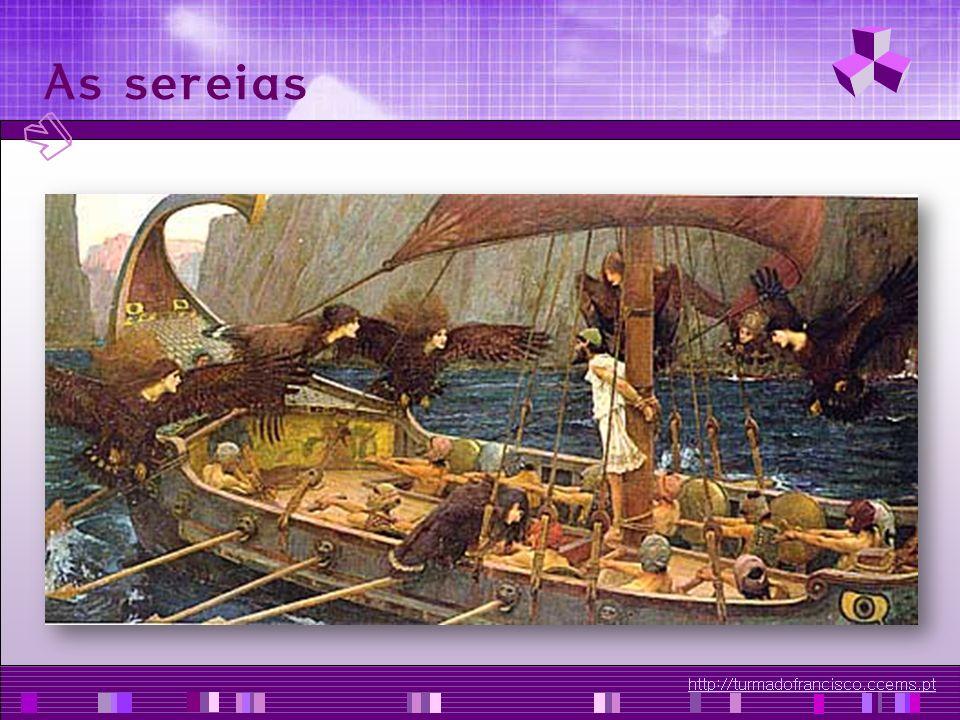 http://turmadofrancisco.ccems.pt As sereias Nós também tivemos dúvidas quando pensamos no sistema excretor das sereias.
