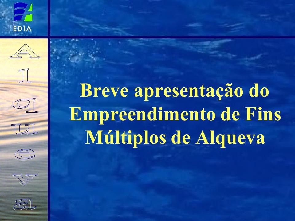 OBJECTIVOS Reserva Estratégica de Água Desenvolvimento Económico e Social