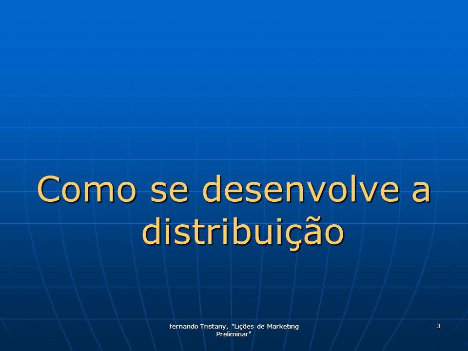 fernando Tristany, Lições de Marketing Preliminar 24 Pergunta-se: Que dimensão deve ter uma equipa de vendas.