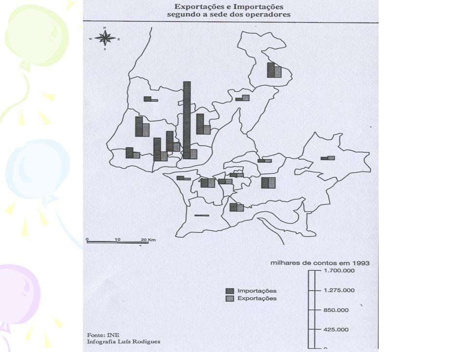 Muitas unidades industriais foram abandonando as instalações de origem na capital, devido à poluição, à falta de espaço e também ao elevado custo dos